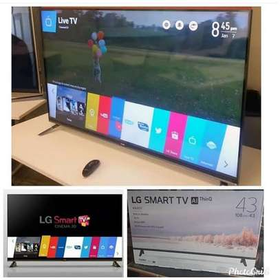 LG 43 INCH SUPER HIGH DEFINITION image 2