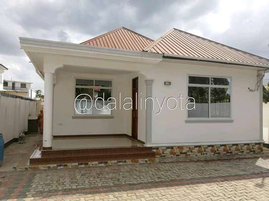 3 BEDROOMS STAND ALONE AT MIKOCHENI image 1