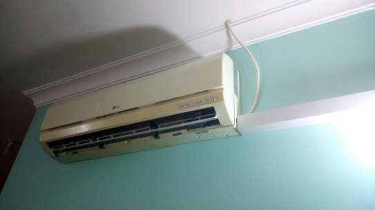 LG air condition (used)