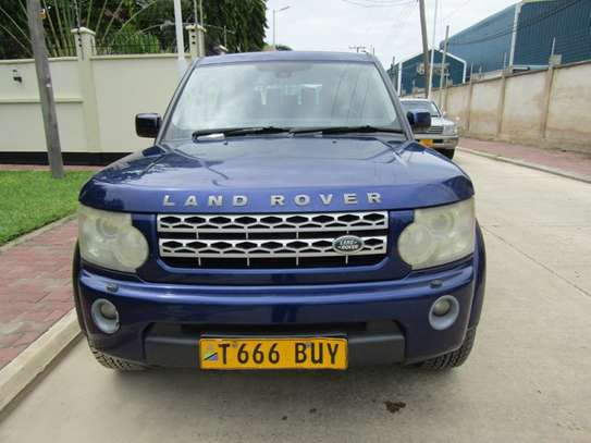 2010 Land Rover Discovery