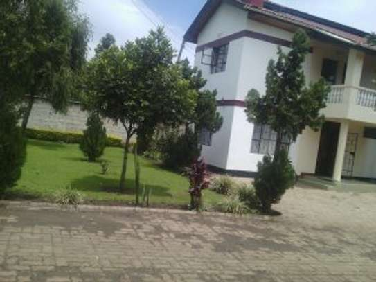 THE 4BEDR.HOUSE FOR RENT AT NJIRO COMPLEX image 5