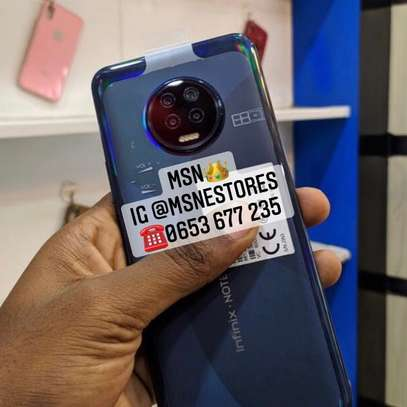 Infinix NOTE 7 GB 128 PATA➖Cover1️⃣ & Delivery Buree LEO! image 1