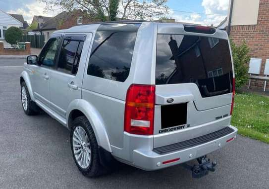 2004 Land Rover Discovery image 8