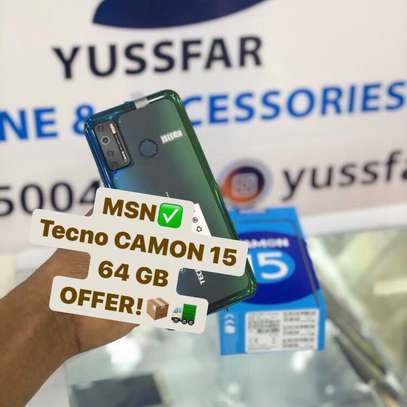 "Tecno CAMON 15 GB 64 ""SPECIAL OFFER"