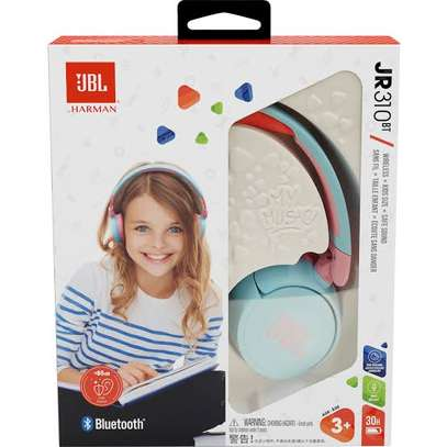 JBL JR 310 Bluetooth® Wireless Headphones for Kids, image 2