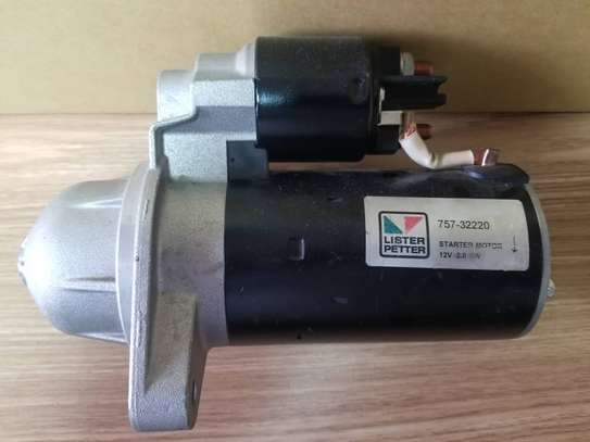 STARTER MOTORS FOR GENERATORS image 3
