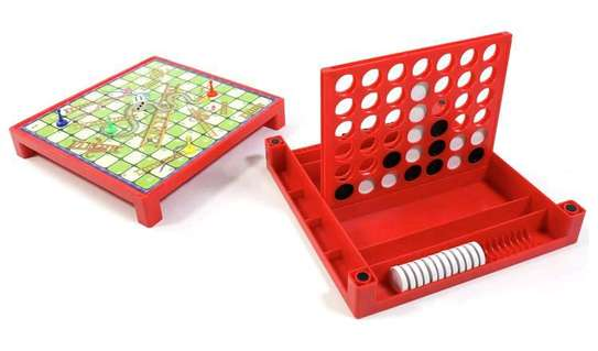 Snakes & Ladder / Connect 4 image 2