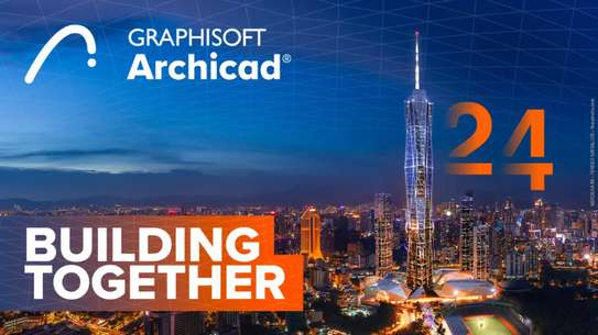 GraphiSoft ArchiCAD 24 image 2
