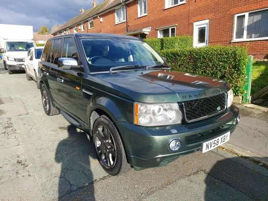 2008 Land Rover Range Rover Sport image 9