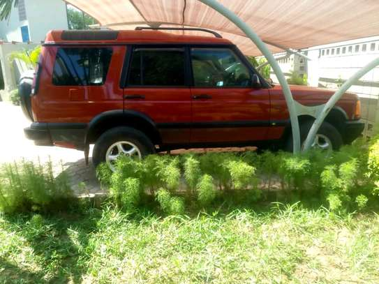 2002 Land Rover Discovery image 3