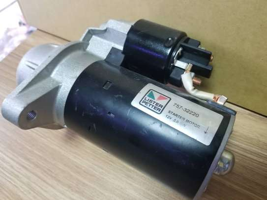 STARTER MOTORS FOR GENERATORS image 1