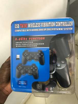 Game controller wireless double image 3
