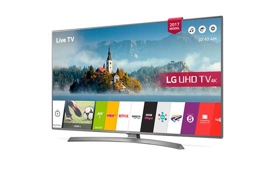 LG Ultra HD 4K TV 49 Inch - 49UJ670V image 3