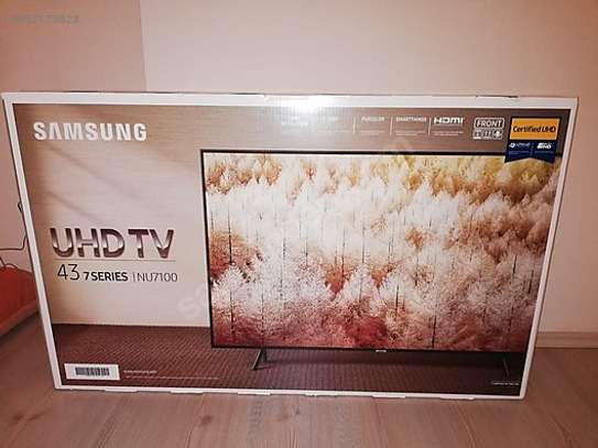 SAMSUNG SMART TV UHD 4K|HDR SLIM Model- 43NU7100