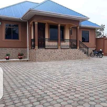 STAND ALONE THREE BEDROOMS HOUSE FOR RENT AT MBEZI