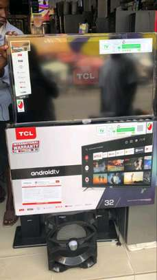 TCL ANDROID SMART TV INCH 32 image 2