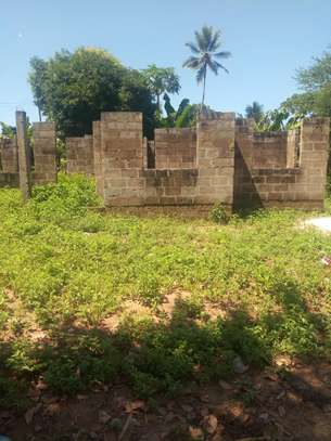 Unfinished house for sale
