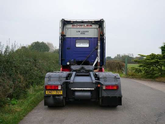 2007 Scania R480 Tractor Unit image 7