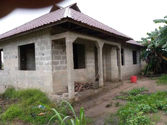 3 bed room house for sale at kigamboni