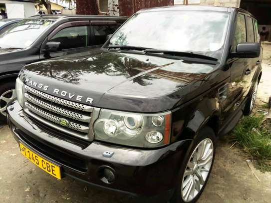 2009 Land Rover Range Rover image 1