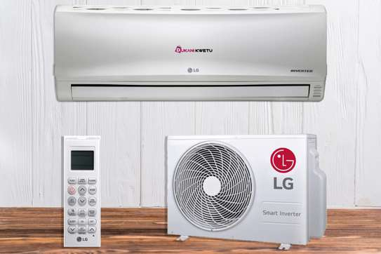 LG AIR CONDITIONER  Inverter Model 18000BTU