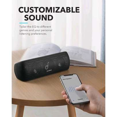 Anker Soundcore Motion+ Bluetooth Speaker (Clean sound/pure Bass). image 4
