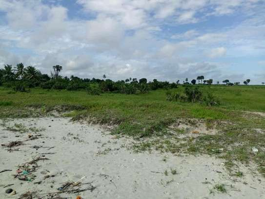 Beautiful Beach plot at Gezaulole kigamboni Dar es salaam