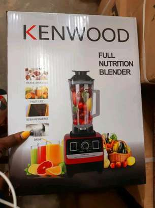 Kenwood heavy duty blender