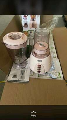 2 in 1 Heavy Duty Blender...110,000 TZS. image 1