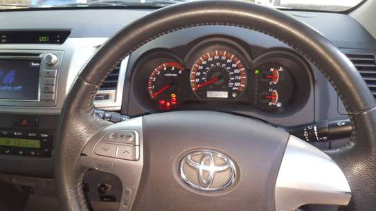 2018 Toyota Hilux Vigo Double Cabin Cheses Number image 9