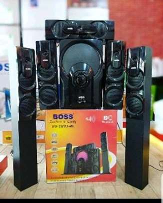 BOSS BEST SOUND RADIO