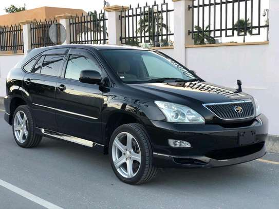 2004 Toyota Harrier image 7