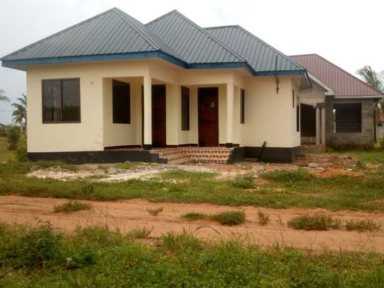 3bedroom house in Kigamboni Gezaulole for sale Tsh 60M.