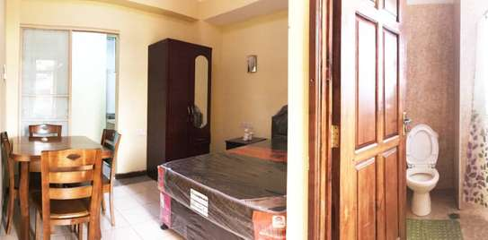 Studio apartment fully furnished for rent ( KARIAKOO) image 2