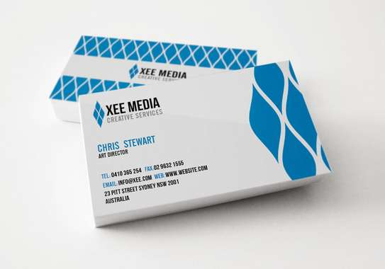 BUSINESS CARD PRITING image 8