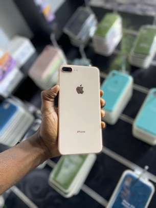 iPhone 8plus 64GB Gold for sale