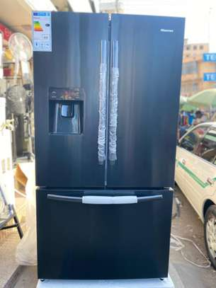 Hisense536 l French Door Fridge/Freezer with Water Dispenser