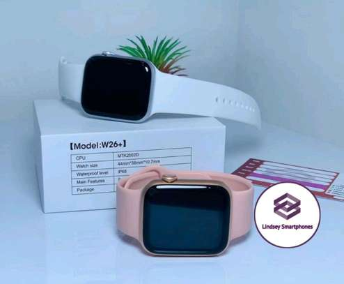 Smart watches w26+ image 1