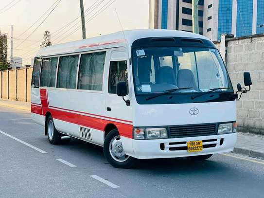 Toyota COASTER for sale image 3