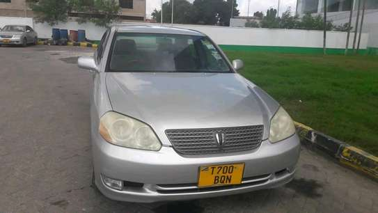 2000 Toyota Mark II