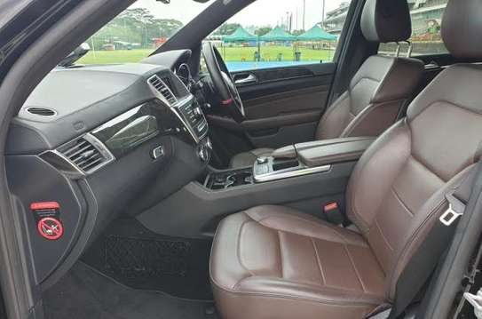 2013 Mercedes-Benz ML 350 4MATIC USD 20000 UP TO DAR PORT TSHS 76MILLION ON THE ROAD image 6