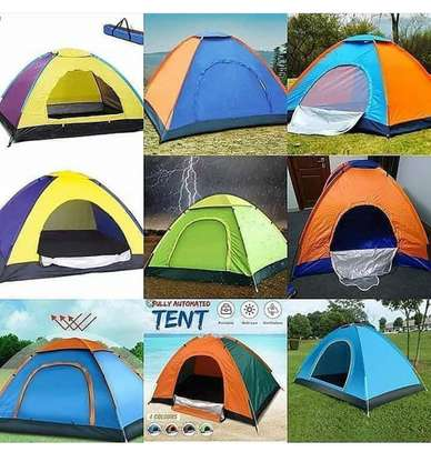 Outdoor Camping Tent For 4 People (200cm×200cm) image 2