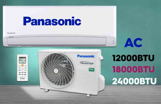 Panasonic  Air Conditioner Heating & Cooling - 12000BTU image 1