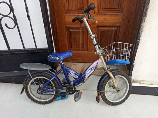 USED BICYCLE FOR KIDS
