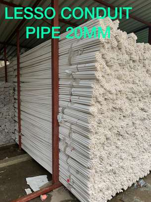 CONDUIT PIPE,LESSO,20MM,3/4'', ELETRICAL PIPE, BOMBA, VERY CHEAP image 2