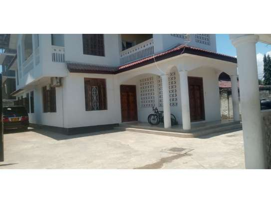 3bed house in the compound at mikocheni b along main rd image 3