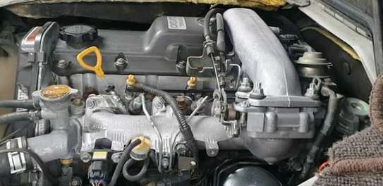 2000 Toyota Hiace Carrier image 11