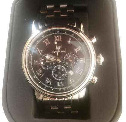 Original Stainless Steel Men Watch (NEW)