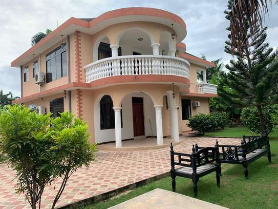 5 Bedroom Fully furnished  at Mbezi Beach image 1