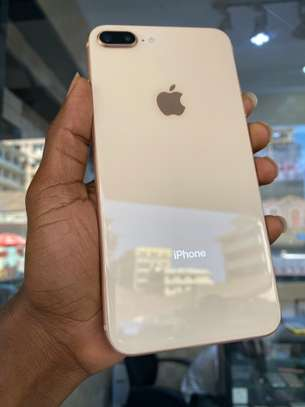iPhone 8Plus 64GB Gold for sale image 1
